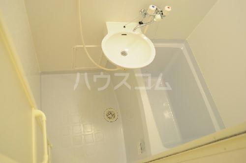 レオパレス上海 105号室の洗面所