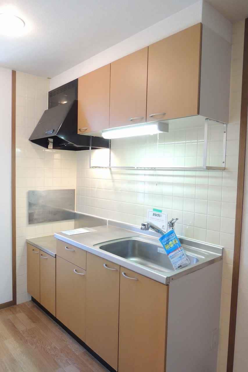 オーブリー 森 02030号室のキッチン