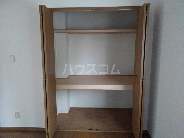 フジハイムⅢ 01020号室の収納