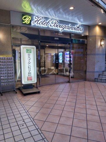 シャトレーイン東京笹塚 620号室のロビー