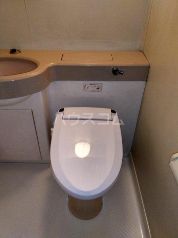 シャトレーイン東京笹塚 620号室のトイレ