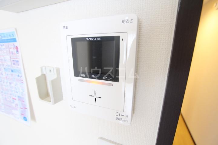 クレイノレジーナ 102号室のセキュリティ