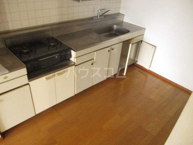 第3みつわ台ハイツ 403号室のキッチン
