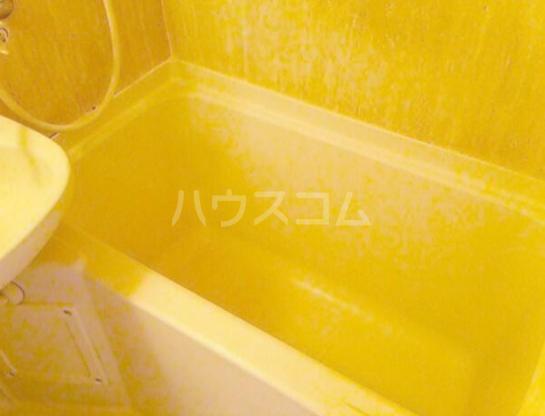 レイルビル 401号室の風呂