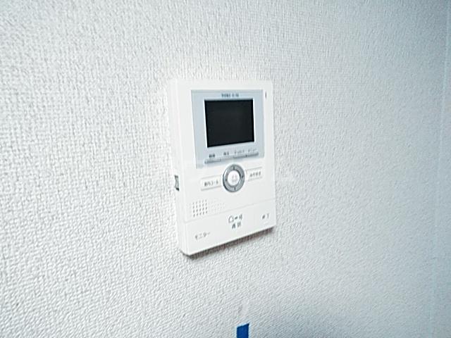 クレアージュ大倉山 107号室のセキュリティ