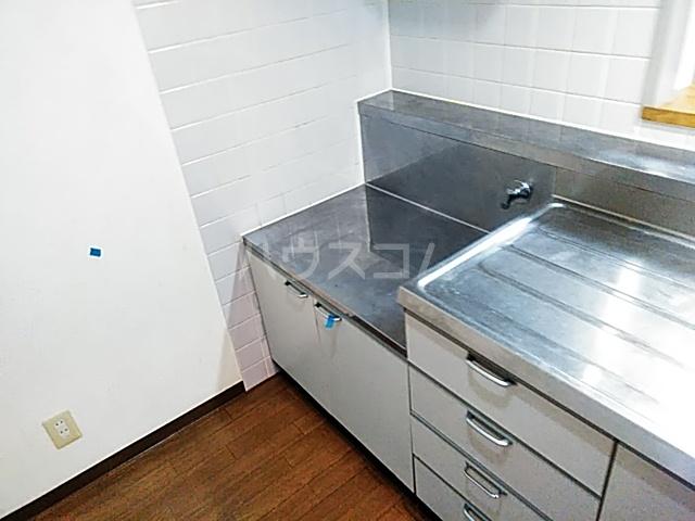 クレアージュ大倉山 107号室のキッチン