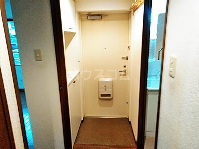 クレアージュ大倉山 107号室の玄関