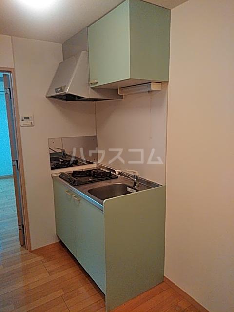アビターレS 103号室のキッチン