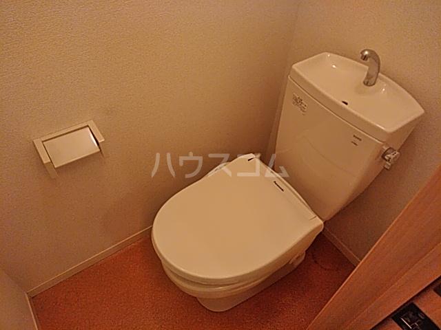 アビターレS 103号室のトイレ