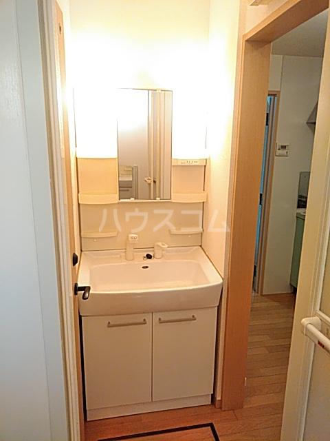 アビターレS 103号室の洗面所
