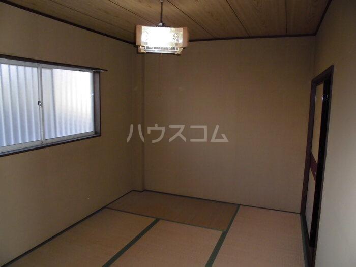 MBCハイツ B 105号室のベッドルーム