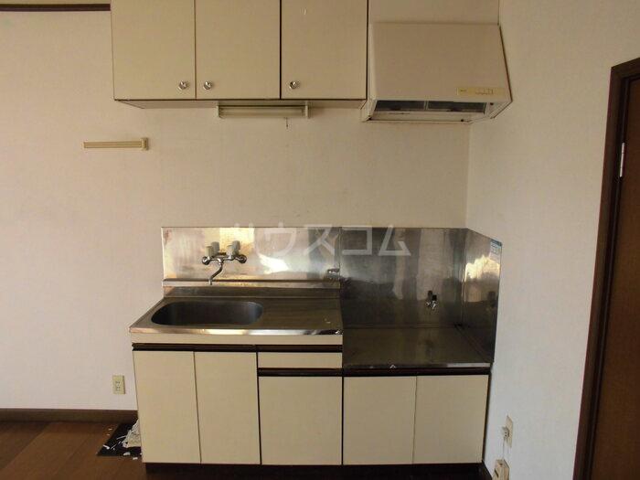 MBCハイツ B 105号室のキッチン