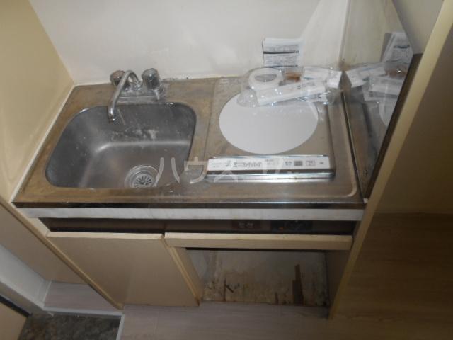 シルクハウス 101号室のキッチン