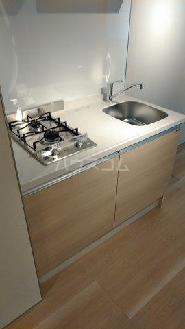 EXAM SANGENJAYAⅡ 102号室のキッチン