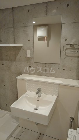 EXAM SANGENJAYAⅡ 102号室の洗面所
