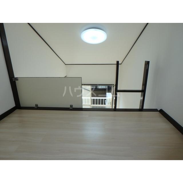 スマイルハウス第3 203号室のベッドルーム