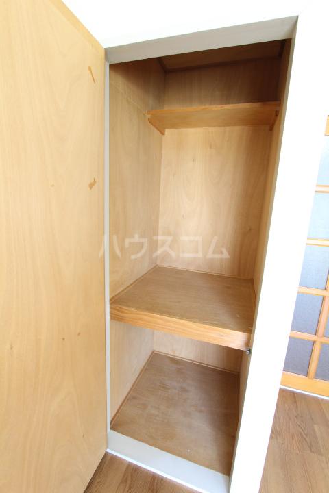 グリーンスポット95 210号室の収納