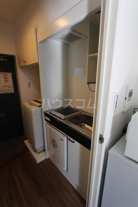 ザ・ハウス栄町 403号室のキッチン