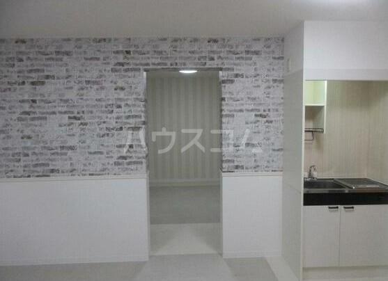 ルネスオダ 104号室のキッチン