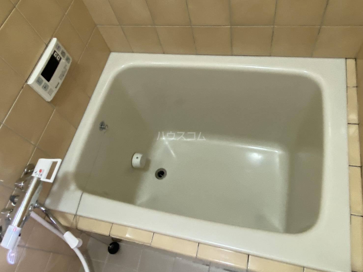 太秦皆正寺貸家の風呂