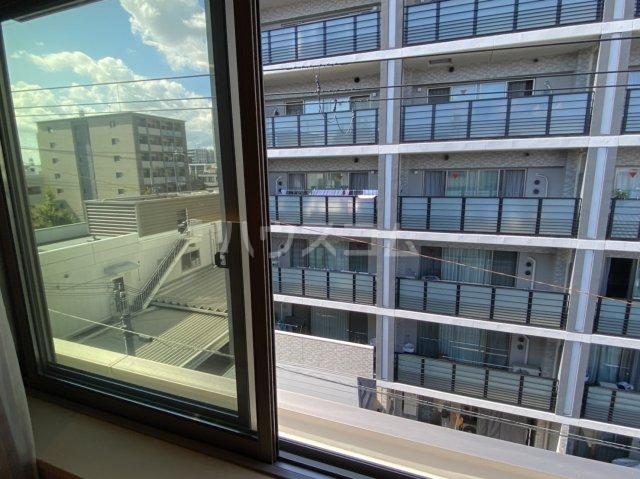 サンライズ西ノ京 401号室の景色