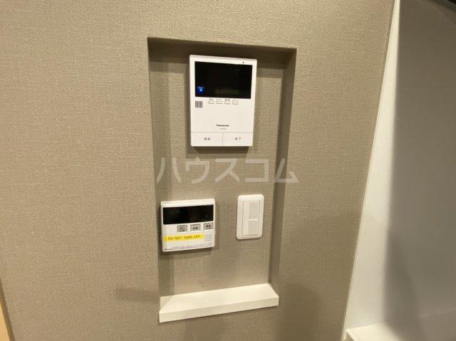 サンライズ西ノ京 401号室のセキュリティ