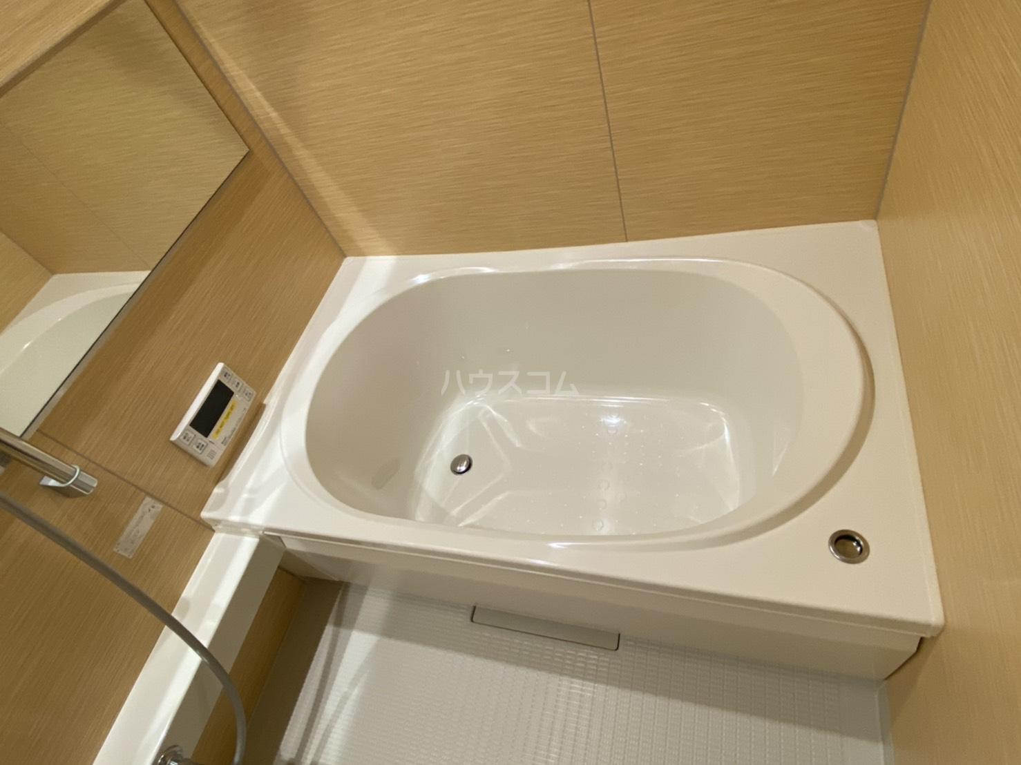 サンライズ西ノ京 401号室の風呂