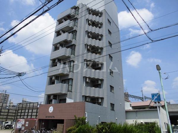 SKYマンション八田外観写真
