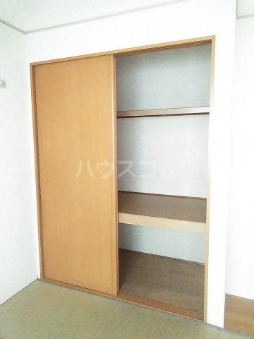 ミレニアムK2 A 102号室の収納