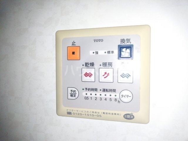 ミレニアムK2 A 102号室の設備