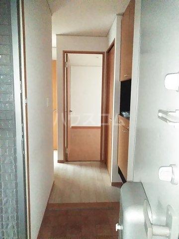 ミレニアムK2 A 102号室の玄関