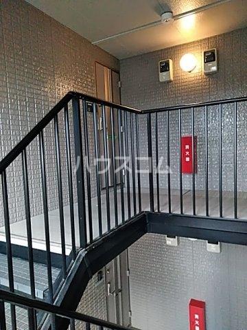 モナーチハイツ A201号室のロビー