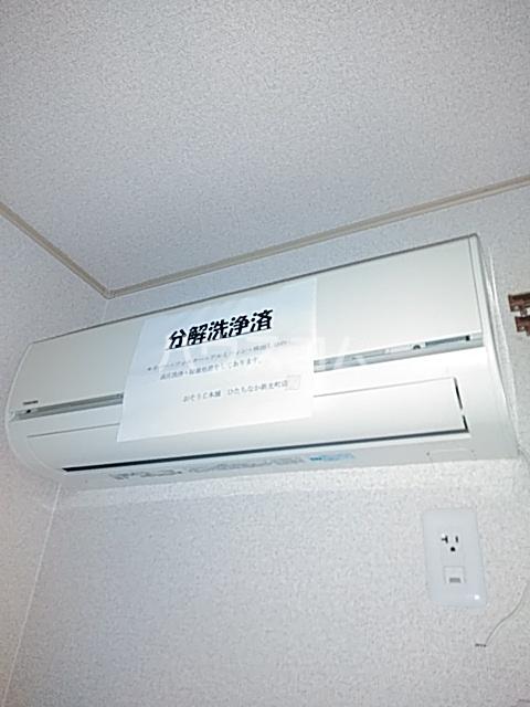 モナーチハイツ A201号室の設備