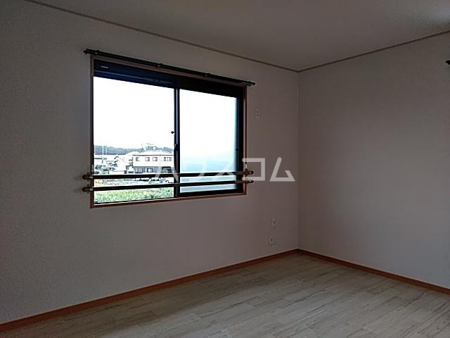 モナーチハイツ A201号室のリビング