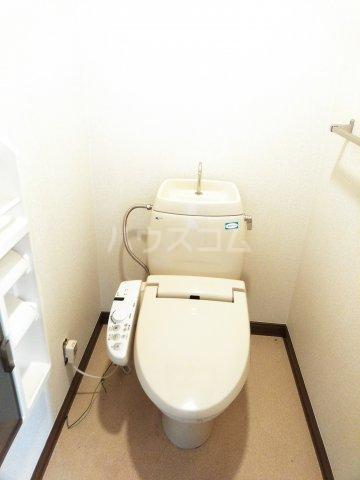 JAプレミール 102号室のトイレ