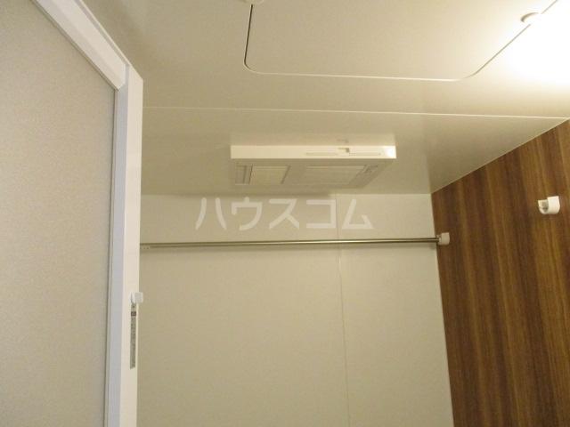 HTセタアベニュー 109号室の収納