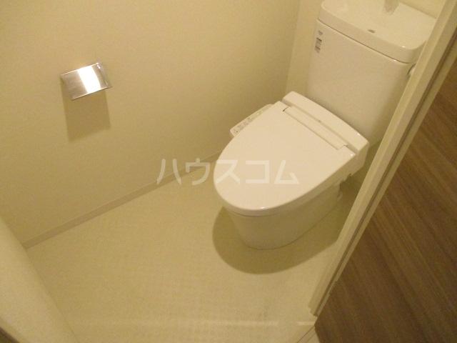 HTセタアベニュー 207号室のトイレ