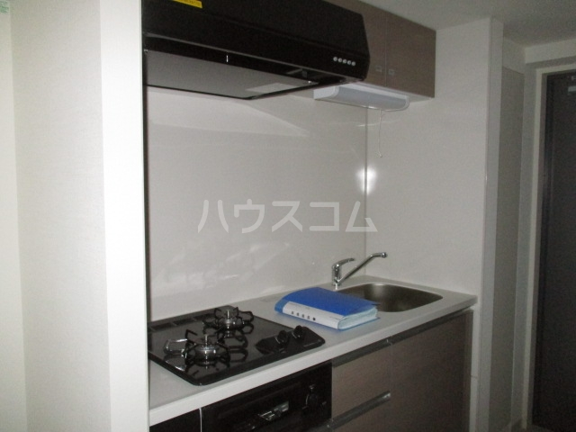 HTセタアベニュー 407号室のキッチン