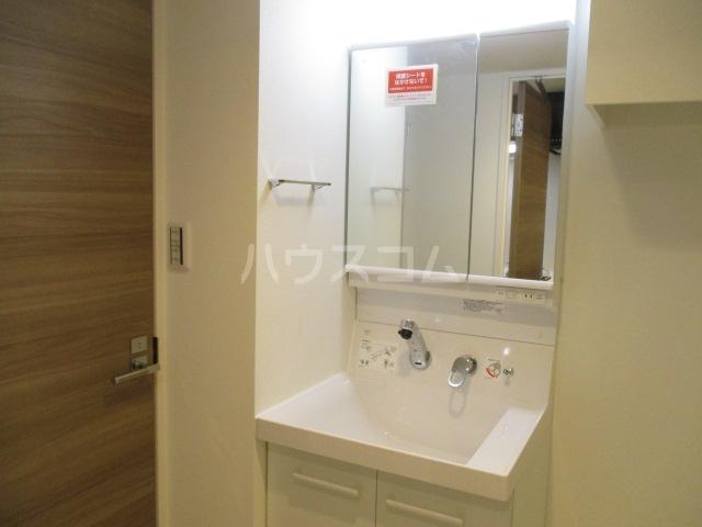 HTセタアベニュー 408号室の洗面所