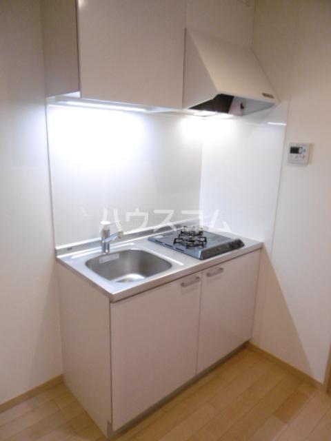 リガヤ北松戸 104号室のキッチン