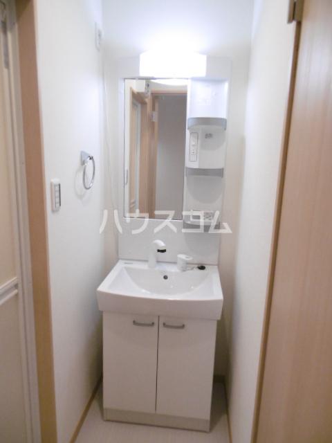 リガヤ北松戸 104号室の洗面所