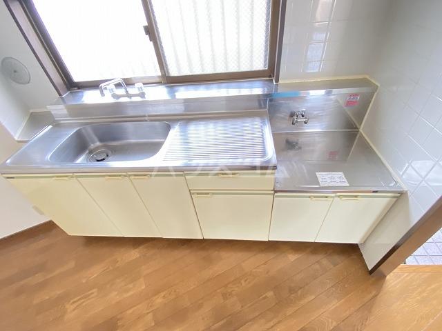 駿河ビル 301号室のキッチン