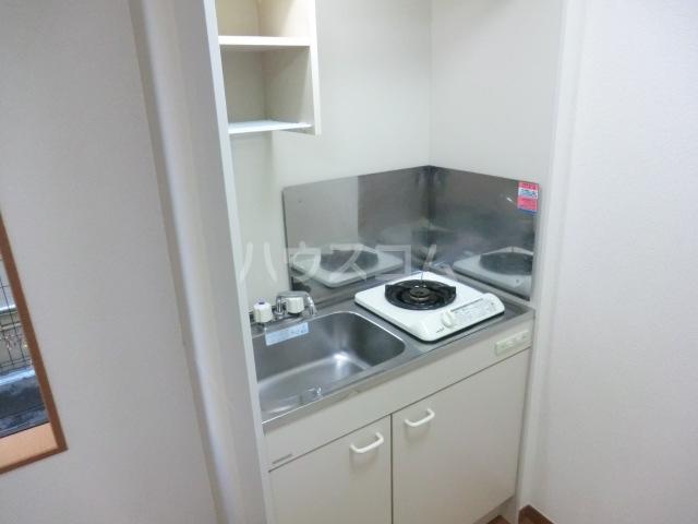 DRホームズ与野 203号室の風呂