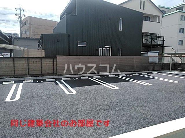 仮)D-room篠木町1丁目 201号室の駐車場