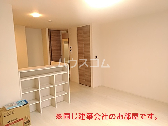 仮)D-room篠木町1丁目 201号室のリビング