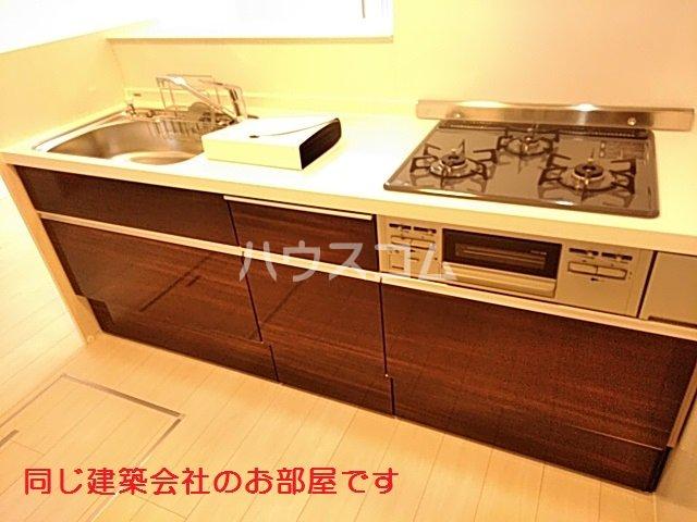 仮)D-room篠木町1丁目 201号室のキッチン