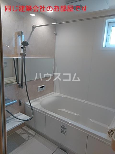 仮)D-room篠木町1丁目 201号室の風呂