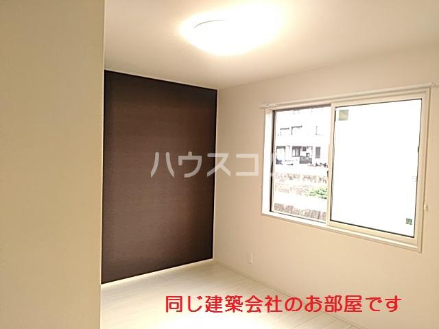 仮)D-room篠木町1丁目 201号室のベッドルーム