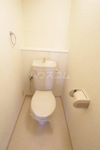 Sun Up Royal浄水Ⅲ 203号室のトイレ