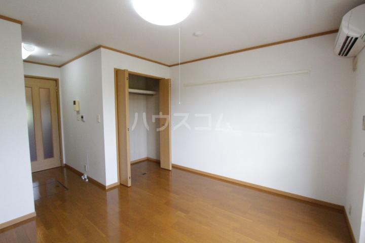 グラン・シップ 02020号室のベッドルーム
